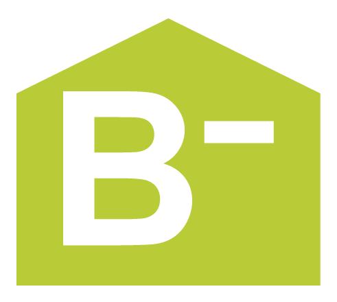 Energy rating B-